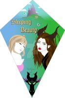 Sleeping Beauty by Michelle-Hartman