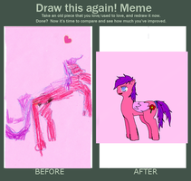 Before and After Meme by Akumer