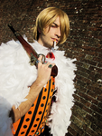 Sanji III - ONE PIECE by drwarumono