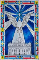 The Holy Spirit by puffley115