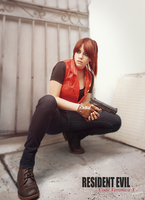 Claire Redfield RE Code Veronica X by VickyxRedfield