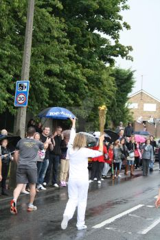 Olympic Torch Relay Hemel Hempstead 13 by Mangekyou88