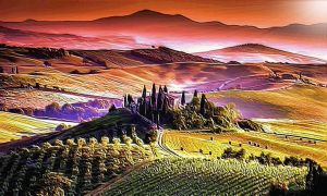 Tuscany Dream by montag451