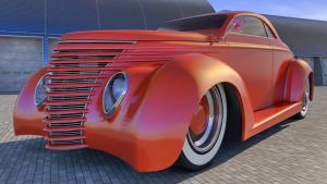 1937 Ford Street Rod by SamCurry