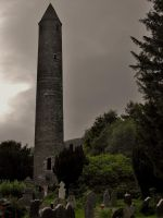 Round Tower II by Flauntycoin4