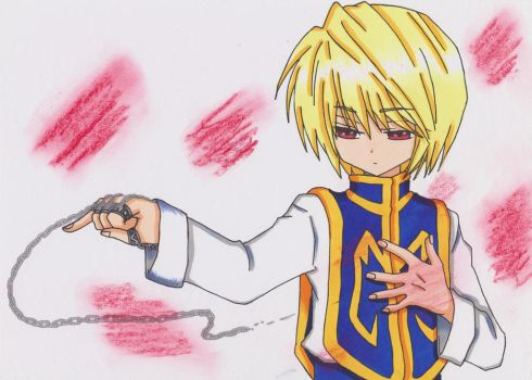 Kurapika by ClaireRoses