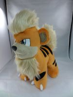 Growlithe Plush