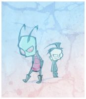 Invader ZIM: O RLY? by kippixin