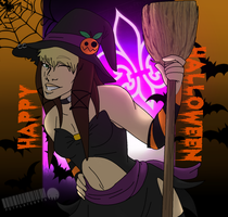 Happy Halloween! by petplayer976