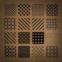 FREE DOTTED PHOTOSHOP PATTERNS by brushpsd