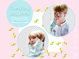PNG PACK TAEHYUNG  (BTS) #01 by ttaeby