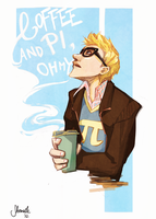 brick - coffee and pi, oh my! by shorelle