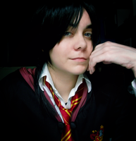 HP Marauders: Sirius Black by KuroKyuk