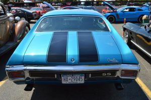1970 Chevrolet Chevelle SS II by Brooklyn47