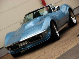 corvette c3 I by AmericanMuscle