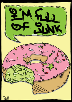 I'M FULL OF JUNK by DoliZz
