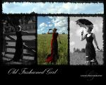 Old Fashioned Girl by lindenphotography