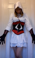 Ezio Assassin's creed cosplay (Pic 2) by AverageCosplays