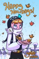 Happy Holidays 2010 by Yamino