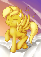The Golden One by fearingFun