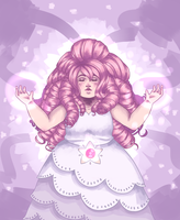 Rose Quartz by Simpelen