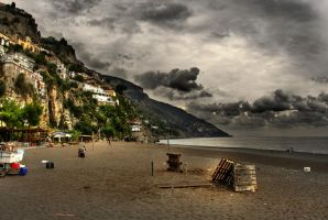 positano by uurthegreat