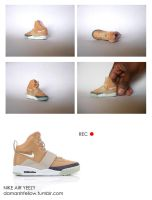 Air Yeezy miniature by tharealdada