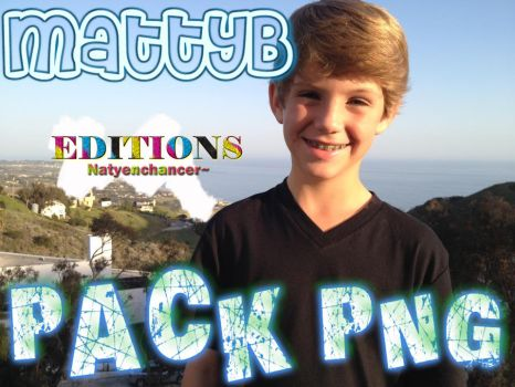MattyB PNG by natyenchancer