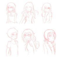 homestucking sketches 1 by teires