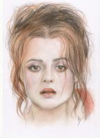 Helena Bonham Carter by AlinaWhat
