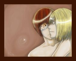 Fading Love :MxM: by andrahilde