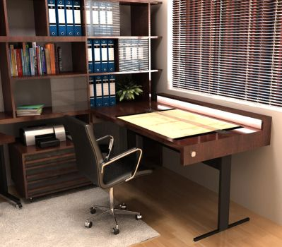 architect's work place 2 by smartdrv