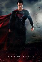 Man of Steel by hobo95