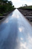 Railroad Track 355580 by StockProject1