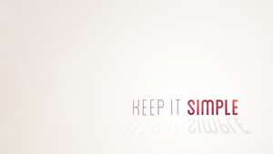 Keep It Simple by SoarDesigns