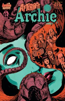 Afterlife With Archie #12 by ADAMshoots
