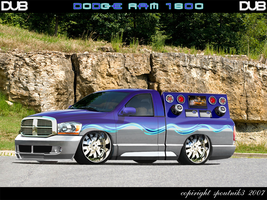 dodge ram 1500 by spoutnik3