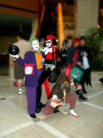 Villians by AcE-oFkNaVeS
