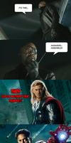 Avengers assemble!!! by yourparodies