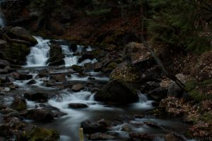 Waterfalls by EaGle1337