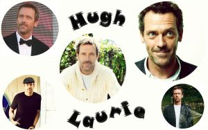 Hugh Laurie Wallpaper by MercuryMay
