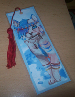 Dr. Giggles Bookmark by TheMoonfall