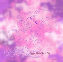Valentine's Day 2012 by Aamypink