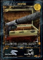 Silenced Silver Ghost by HuangZhenyangHZ