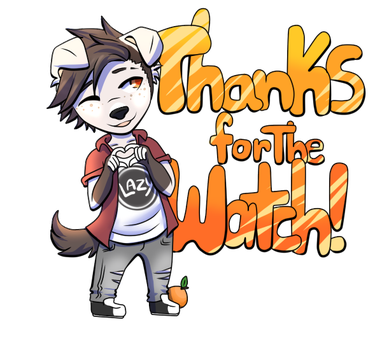 Thanks for Watch by NovaBerry