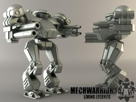 MWLL Novacat by MechLivingLegends