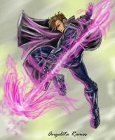 Gambit the Victorious by AngelitaRamos