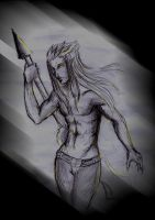 Saix by heart1ess