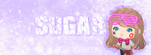 Cover: Sugar by CelestiaLauren
