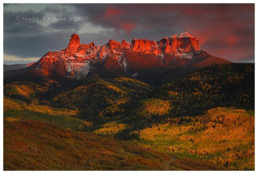 Colors of the Uncompahgre by Nate-Zeman